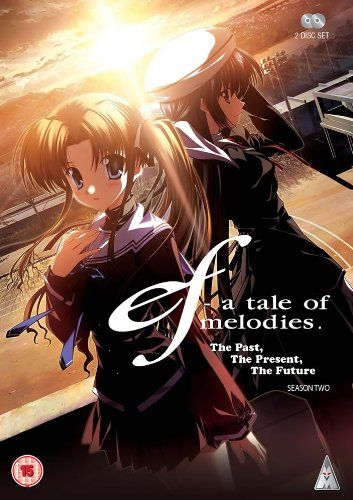 Ef A Tale Of Melodies Far Too Much Japanese For Our Language To Handle Ukanifest