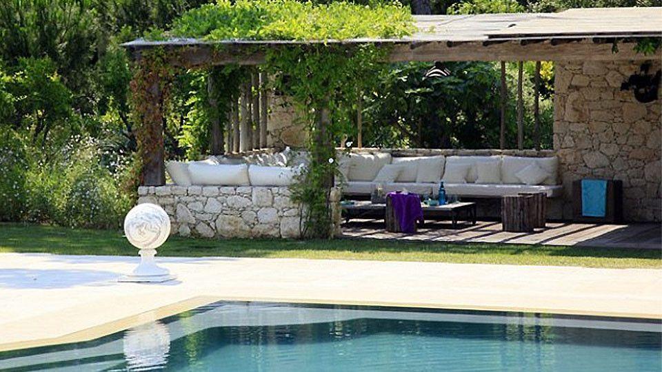 Jardin Aix en Provence  3000 m2 paysagers contemporains Pool - chambre d hotes aix en provence piscine
