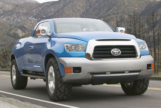 Ftx Full Size Gasoline Electric Hybrid Pickup Truck Concept