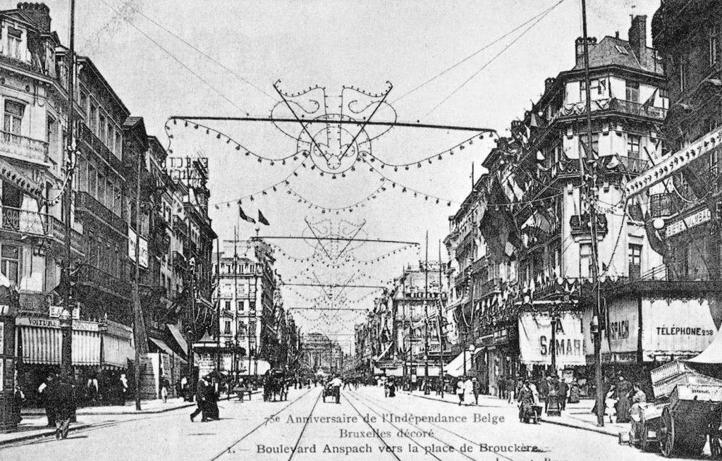 La Belgique Des Quatre Vents La Belgique D Antan Bruxelles Ville Photos Entre 1850 Et 1940 Foto S Oude Foto S Vakantie