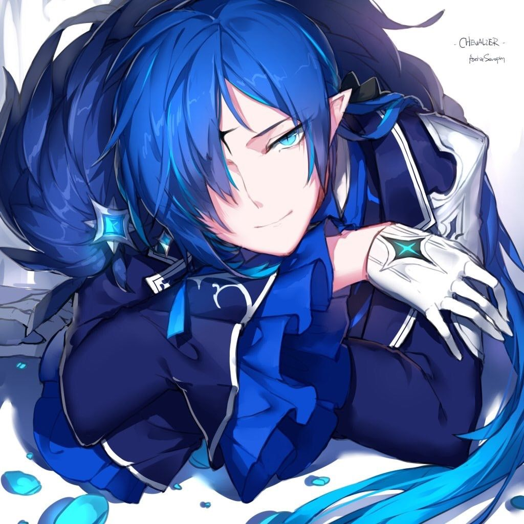 Elsword Ciel, Innocent Elsword anime, Cute anime guys