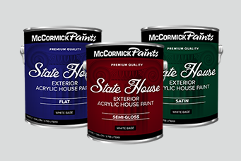 State House Latex House Paint | Paint Brands | Exterior House Paint In MD,  DC