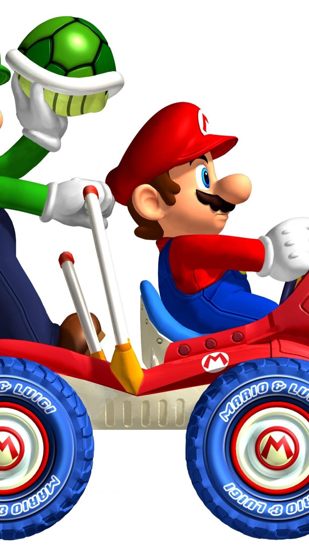 Mario Kart iPhone 6 Plus Wallpaper 11646 Games iPhone 6