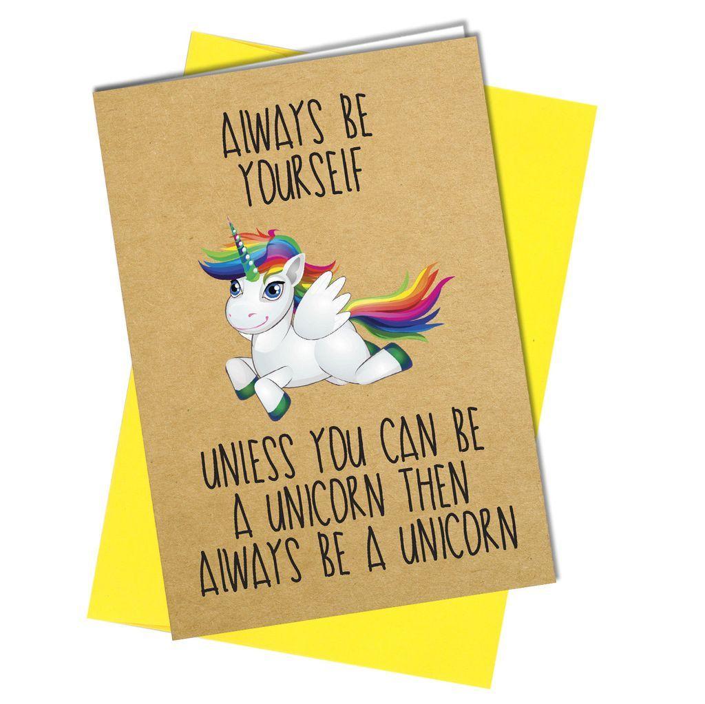 #696 Always Be A Unicorn