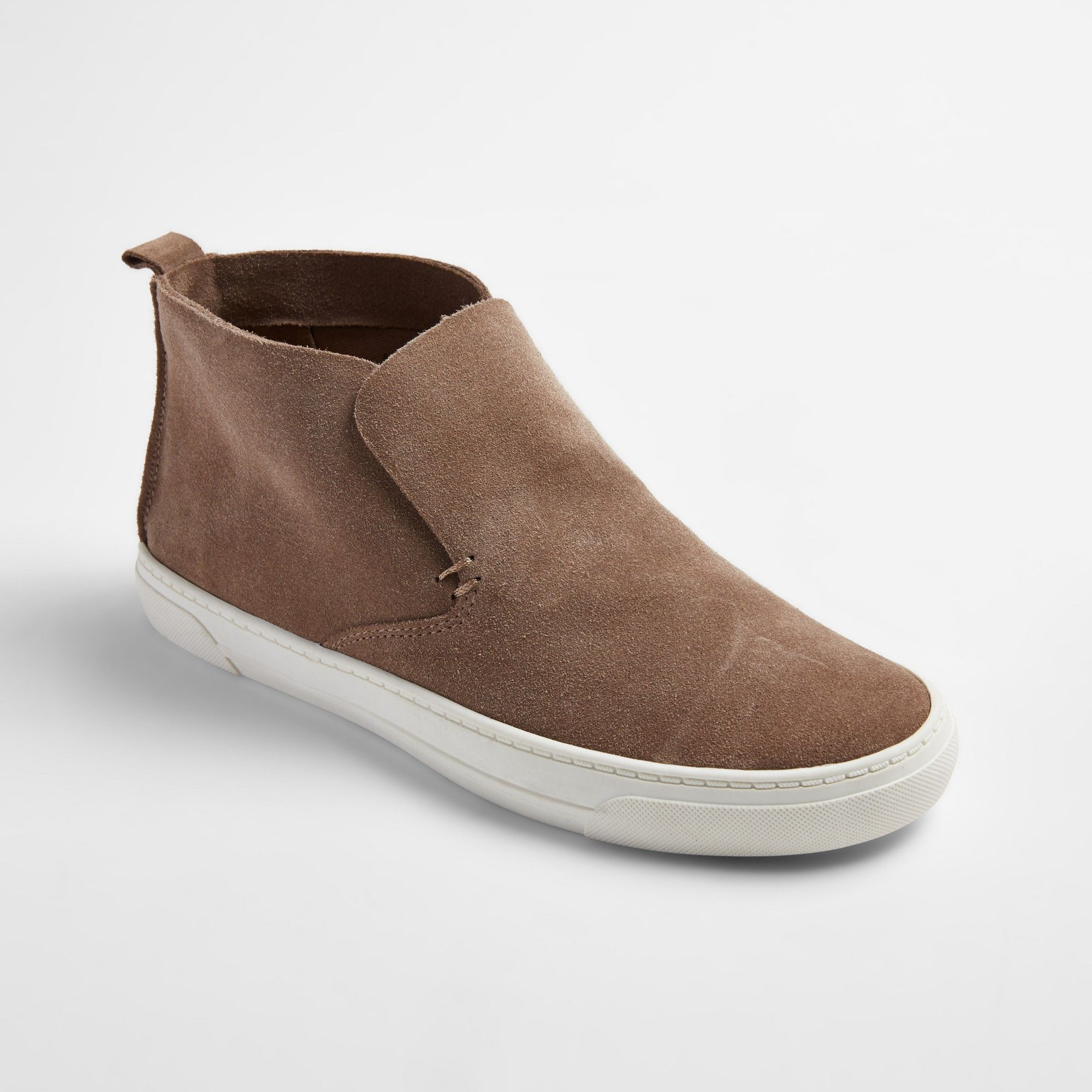 Women's dv Roselyn Suede High Top Sneakers - Taupe 9