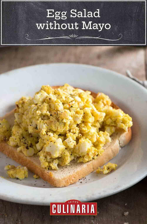 Egg Salad Recipe Ina Garten
