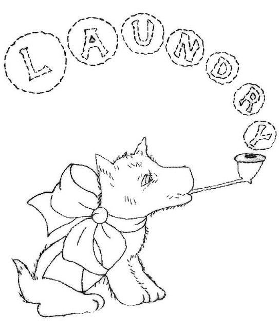Laundry | Marquetería, Bordado y Animales
