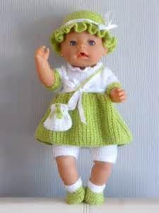 Poppenkleertjes Breien Of Haken Bing Afbeeldingen Baby Born