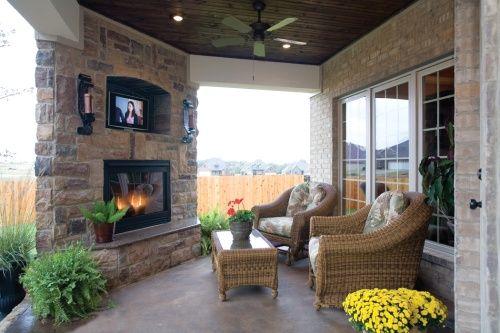 Outdoor Entertainment Ideas from houseplansandmore.com ... on Small Backyard Entertainment Area Ideas id=74100