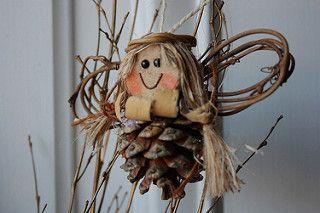 Petit ange des bois | par chacrebleu