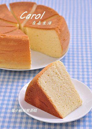 Japanese Castella Sponge Cake Baked In Rice Cooker Cakes Snacks