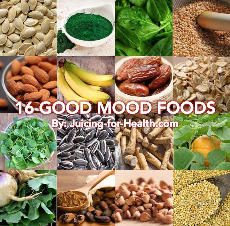 Serotonin Boosting Foods List