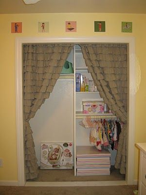I Want To Widen Our Bedroom Closet To Putout Chest And Tv In, With No