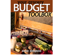 This is a must have book if you are trying to eat healthier and on a budget.