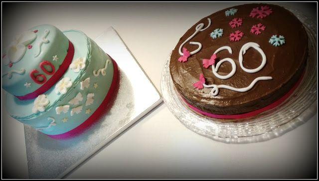Pasticciando con Irene: Torte decorate da me