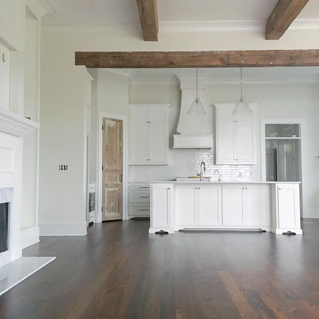 Wall color is Oyster White | Paint Colors: Neutrals | Pinterest ...