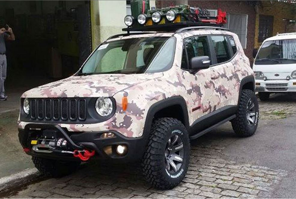 Renegades On Us Soil With Images Jeep Renegade Jeep Renegade