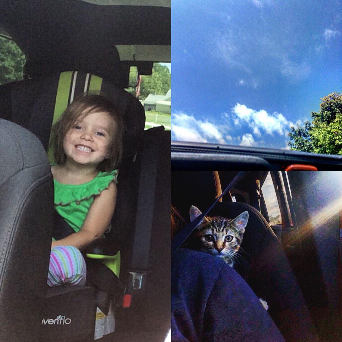 Jeep rides and sunshine