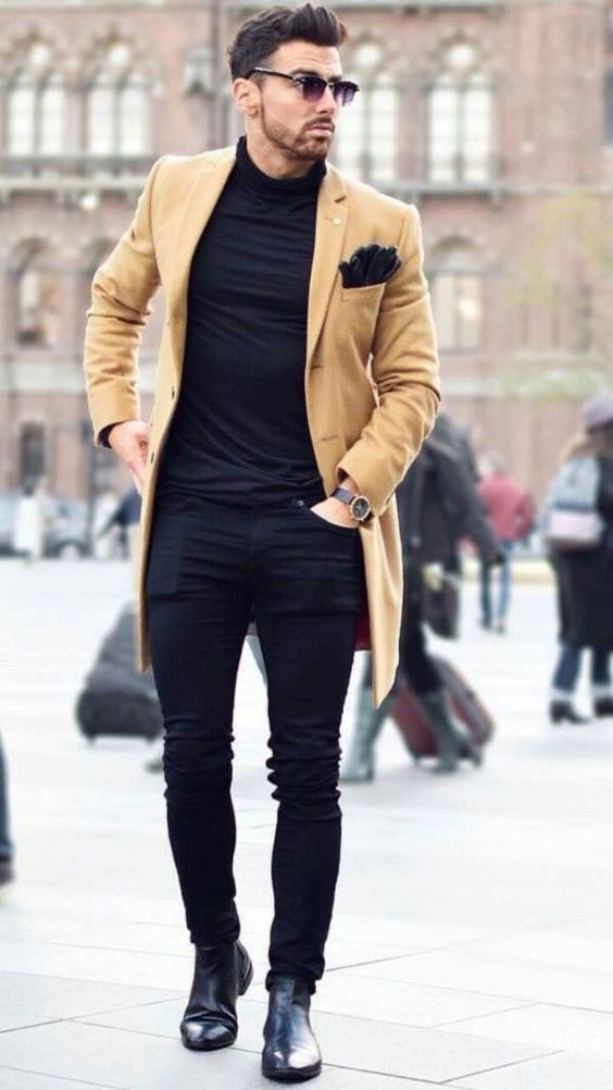 2019 Smart Business Outfits for Men | Moda masculina casual
