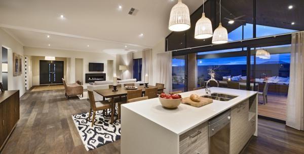 Open Plan Living Area | For the Home | Pinterest | Open plan, Open ...