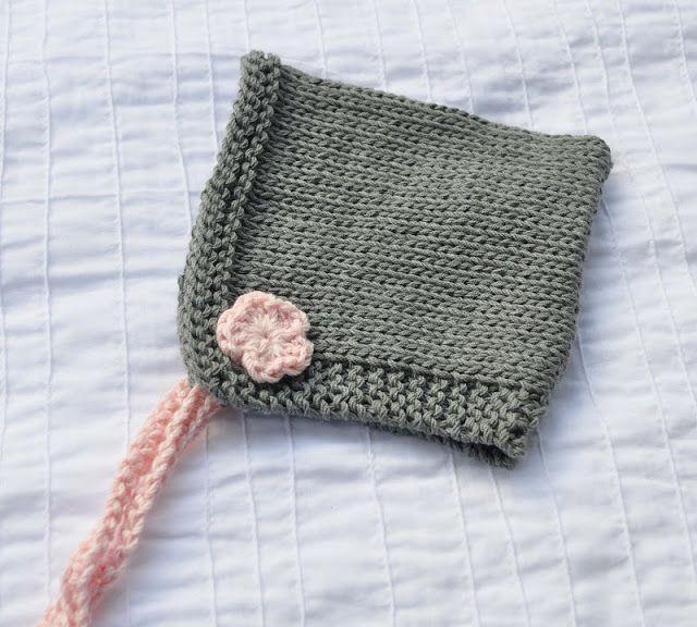 The Handmade Dress: A Wee Newborn Fairy Bonnet Pattern | Dolls ...