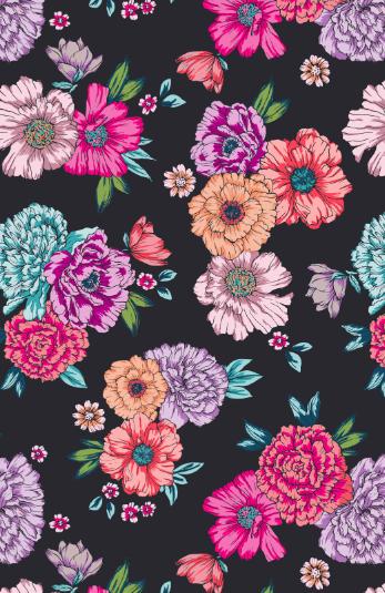 Susanna Nousiainen #patterndesign #printandpattern #printdesign #surfacedesign #surfacedesigner #textiledesign #printdesigner #patterndesign #meetthedesigne #flowerpattern