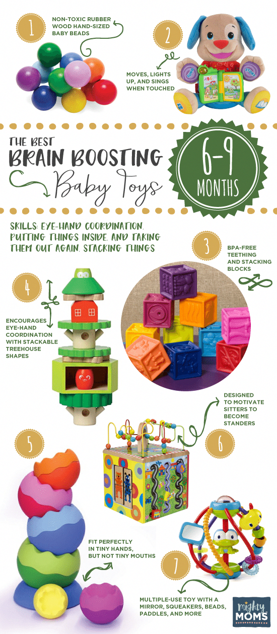 The Best Baby Toys in 2019 Boost Your Babys Brain Through Play The Best Baby Toys in 2019 Boost Your Babys Brain Through Play