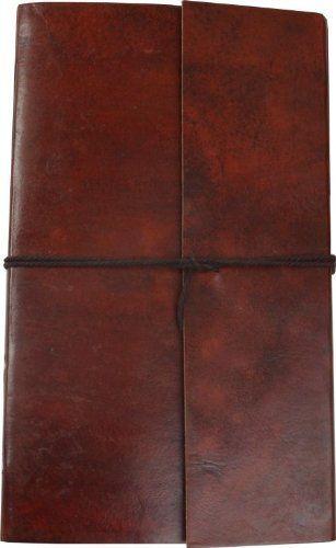 Gusti Leder /'Francis/' Notizbuch DIN A5 Lederbuch Notizblock Skizzenbuch Tagebuch