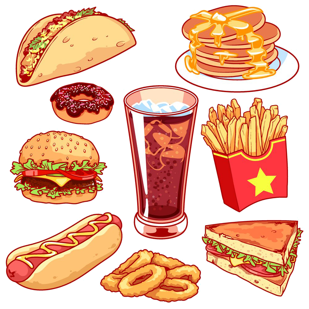 Free PNG Downloads Konfest Food png, Fast food, Food