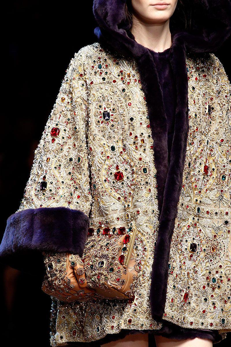 Dolce & Gabbana -Fashion A/W 2014