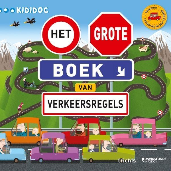 Het grote boek van verkeersregels