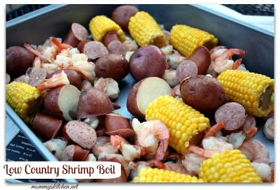 Mommy's Kitchen - Recipes From my Texas Kitchen: Low Country Shrimp Boil {Butterball Indoor Turkey Fryer by Masterbuilt}