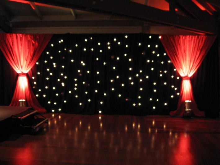 Decor Red Black Hollywood Party Theme Prom Themes Prom Decor