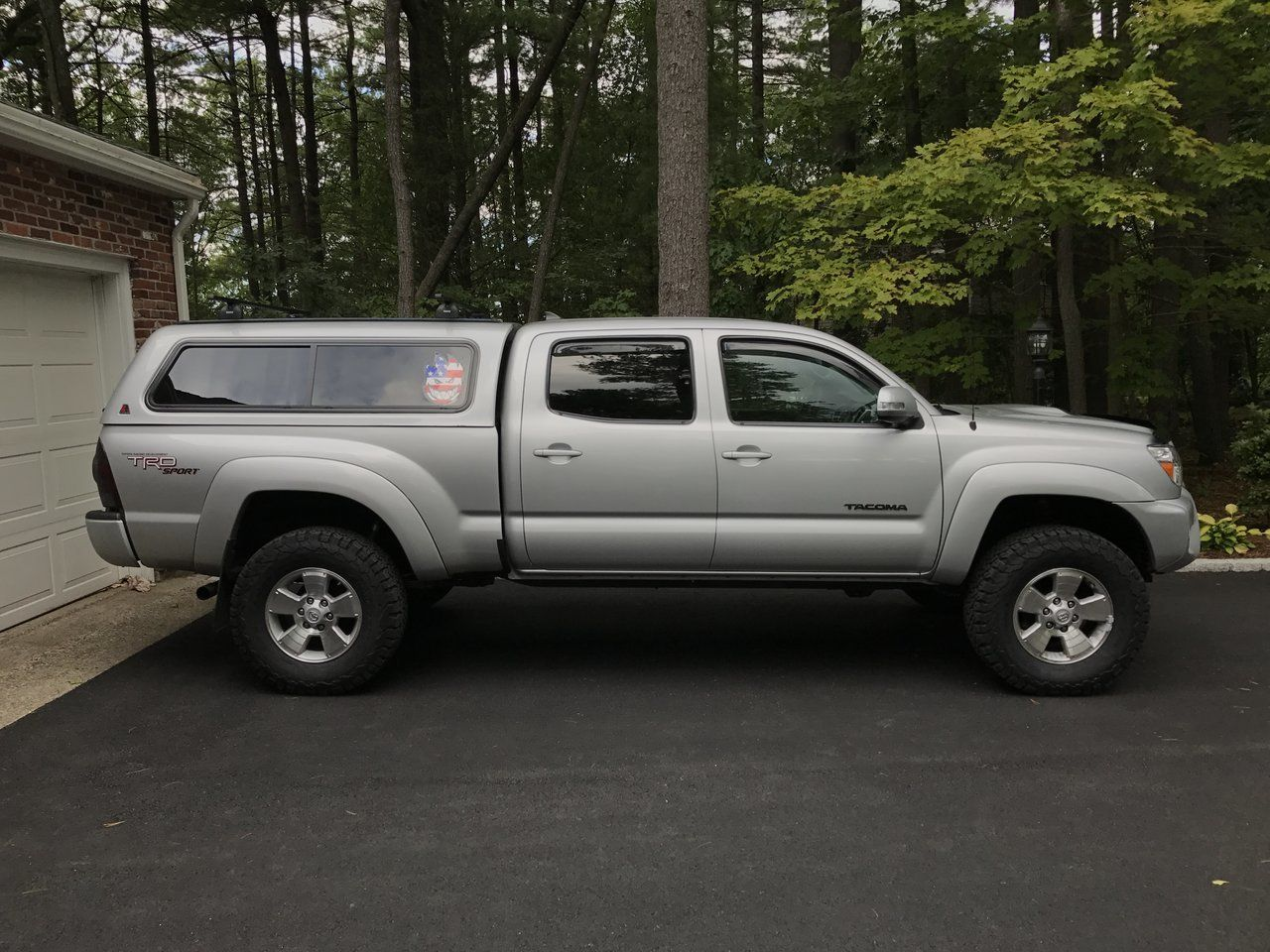 Post your Lifted Double Cab Long Bed Toyota
