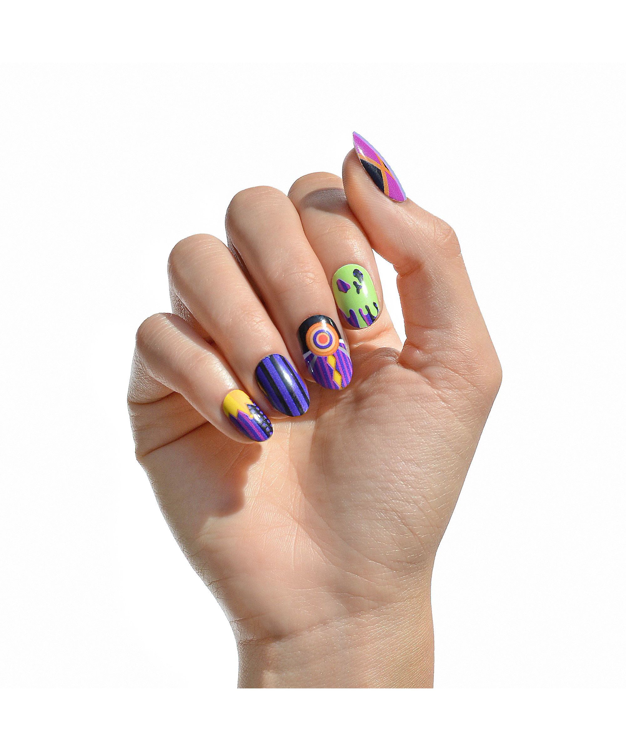 Refinery29 Uk On Instagram The 90s Called They Want Their Nail Art Back Minimalist Nails Fall Manicure Perfect Nails