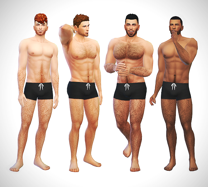 Cubanashortansweet Kiwisims4 Lumialoversims Follower Gift Sims 4 Body Mods Sims 4 Hair Male Sims 4 Tattoos