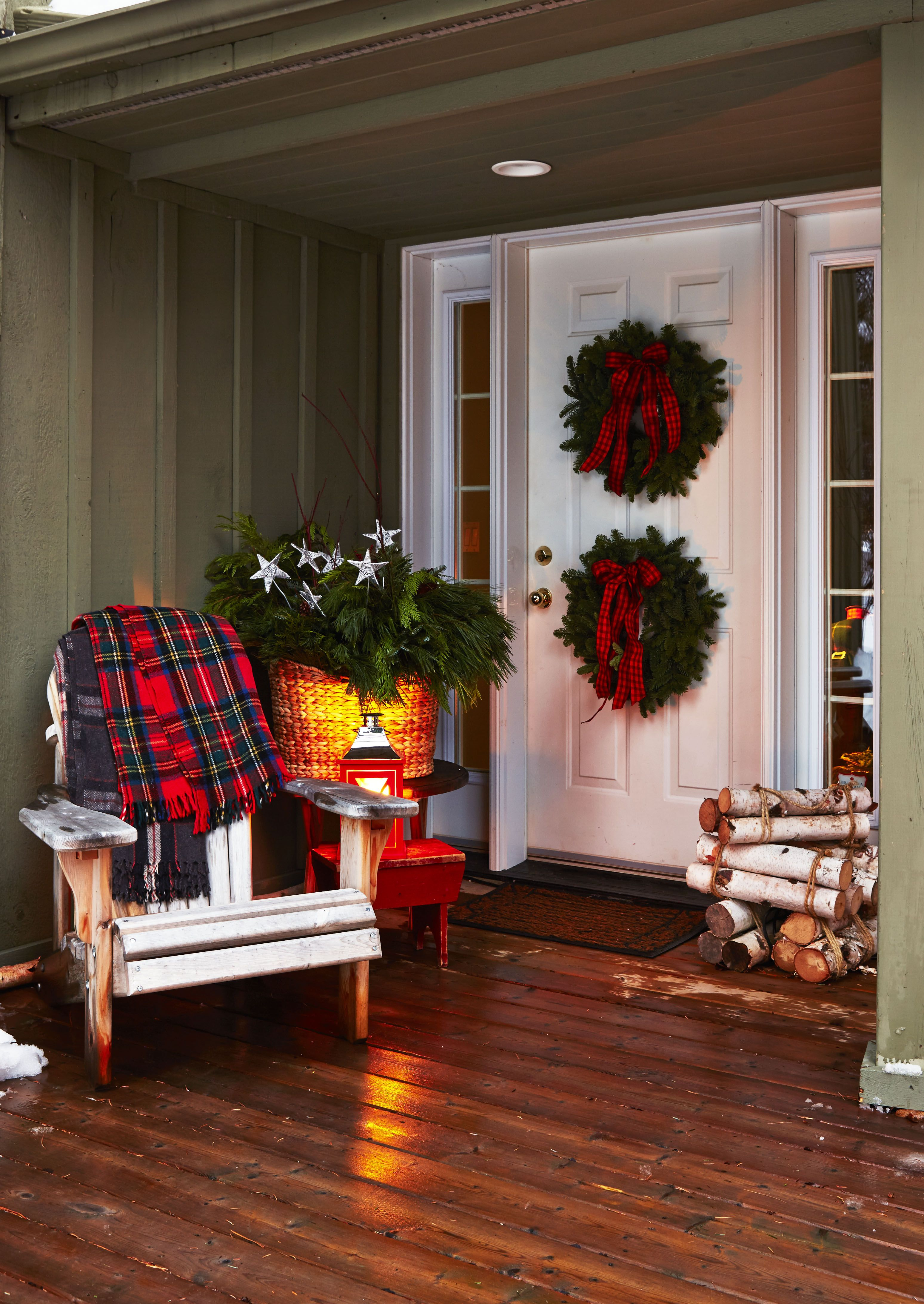 Christmas decorated rooms - 80 Christmas Decorating Ideas For A Joyful Holiday Home