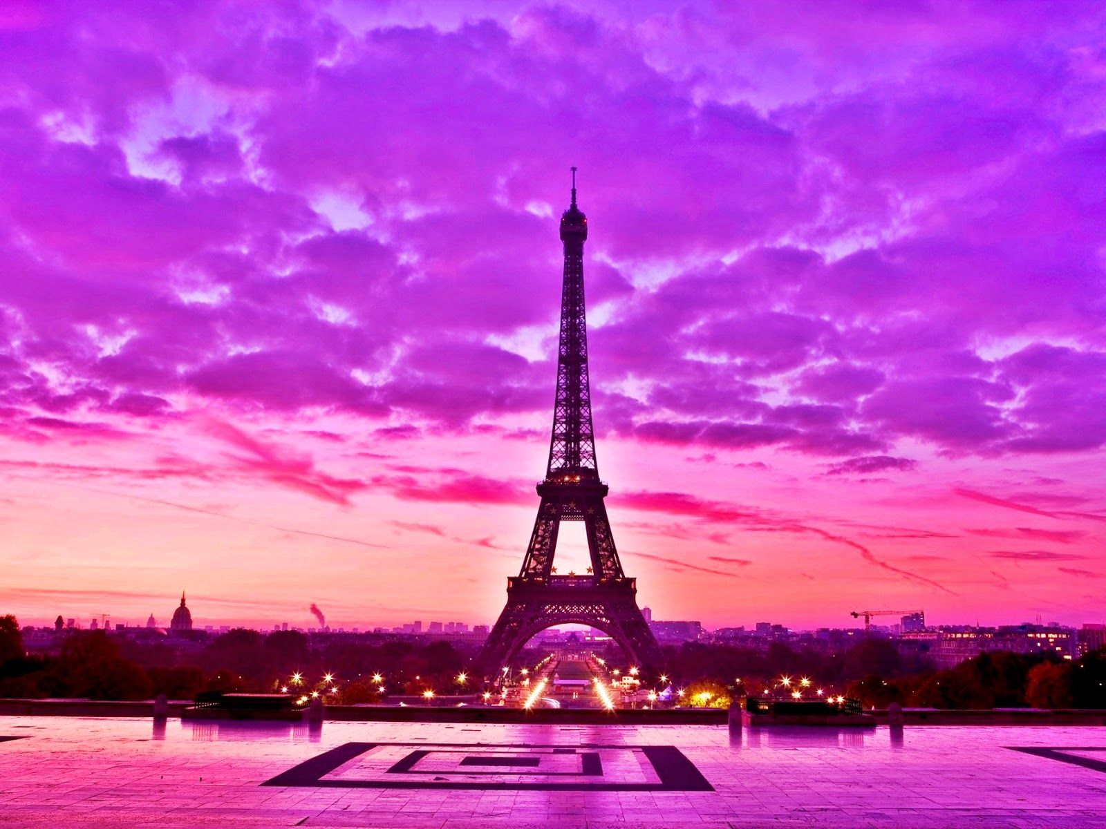 Eiffel Tower Pink Wallpaper - Eiffel Tower Pink Pictures | Eiffel ...