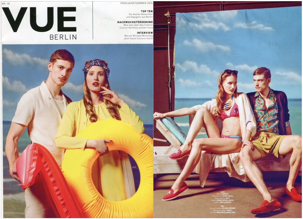VUE BERLIN || Eniqua Beachclubwear