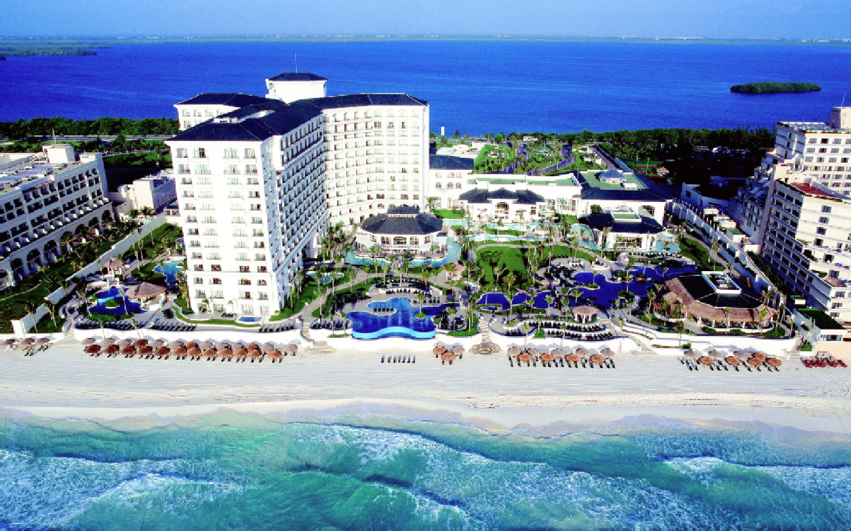 Best Mexico Beach Resorts Jw Marriott Cancún