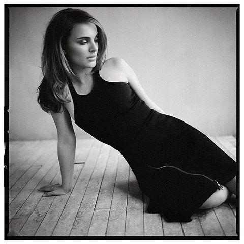Mark Seliger/ Natalie Portman, New York City, 2010Shot for French Elle magazine