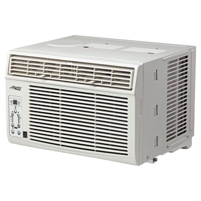 Arctic King Horizontal Window Air Conditioner 8 000