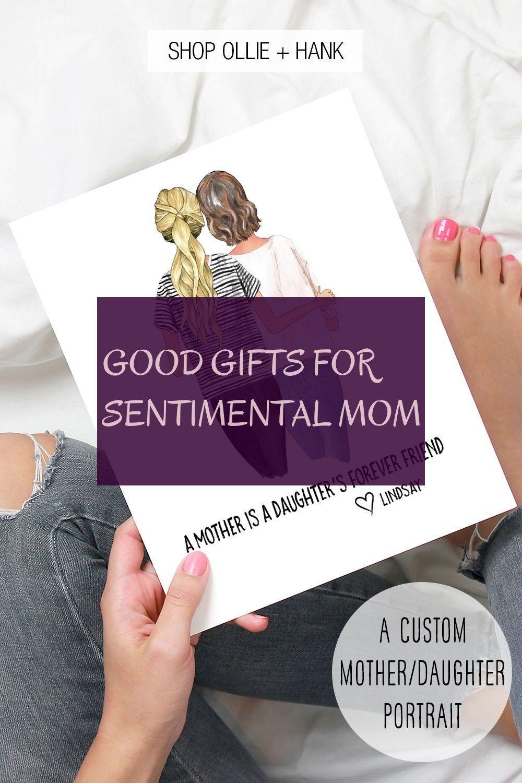 good gifts for sentimental mom