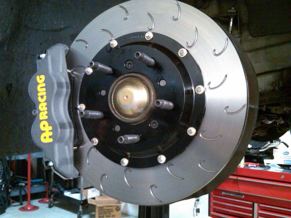 AP Racing x Essex brake kit!! AP Racing Brakes BMW M3 BMW M