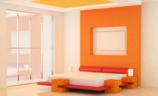Combinación de Colores para Dormitorios La combinación de colores