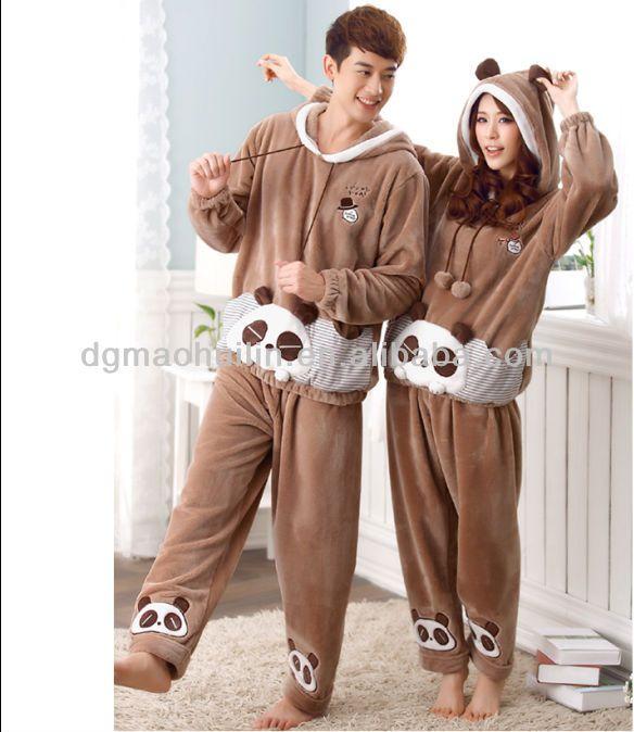 lo último diseño profesional profesional pijamas de pareja - Buscar con Google | ModaChic20<3 ...