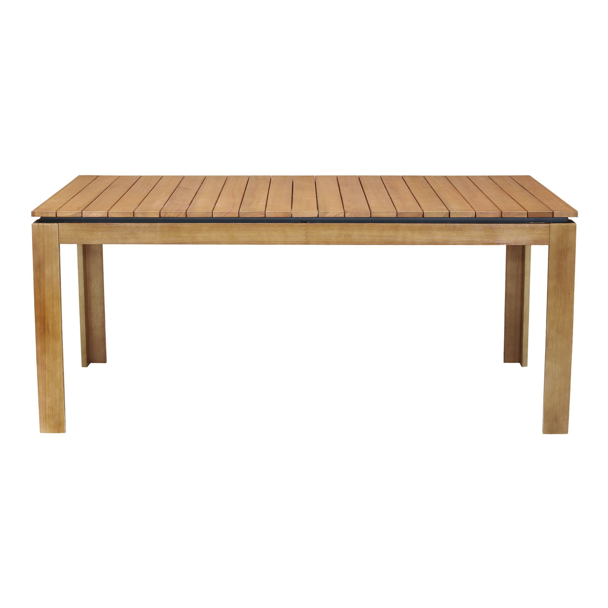 Alinea Table De Jardin 289 30 100 Table Rectangulaire Fixe Louane Tables De