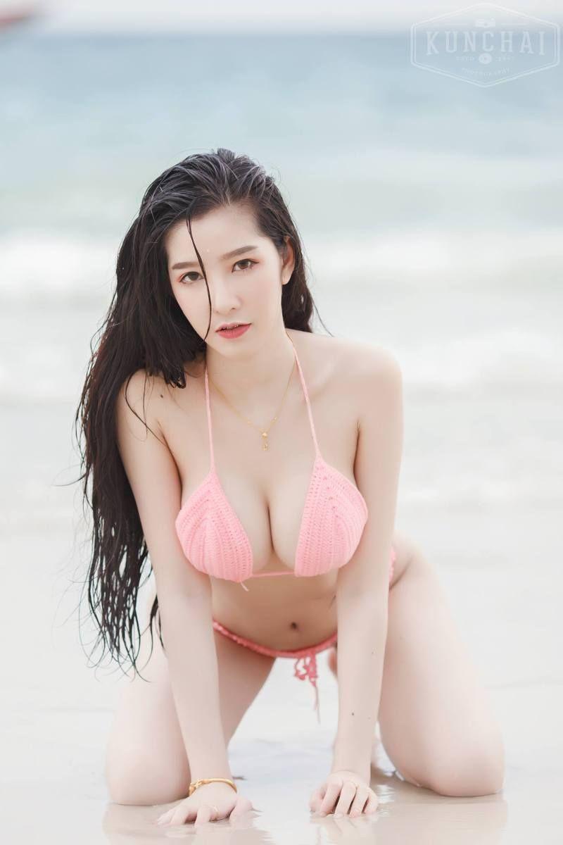 N'Muay สุกัญญา กออิน [13P] Vroom Vroom, Asian Beauty,