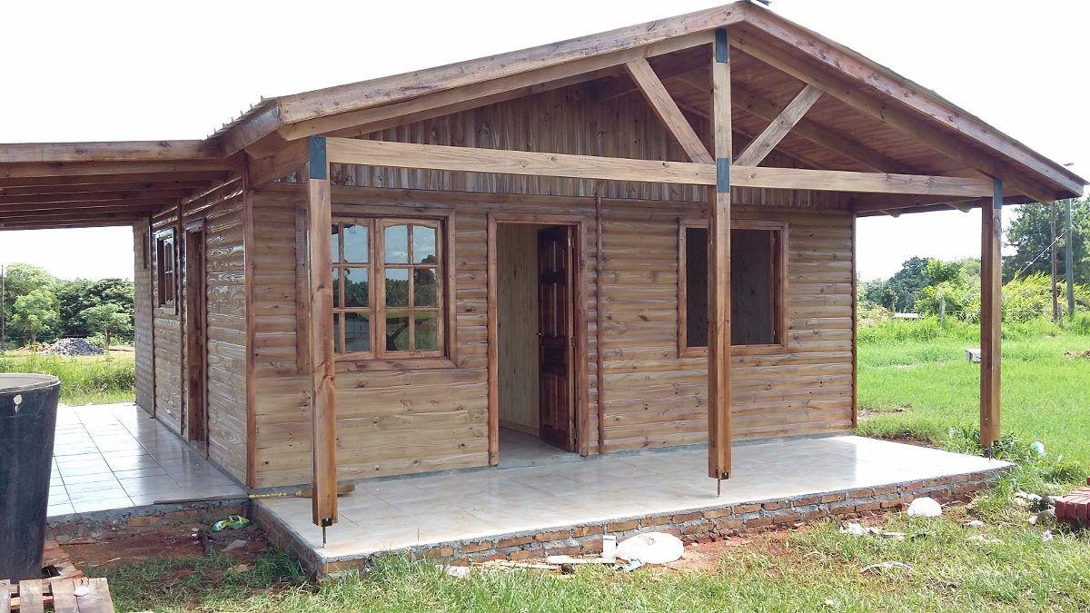 Casas De Madera Pequenas Y Bonitas