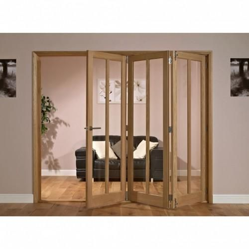 Enhance Your Living Space With The Bi Fold French Doors Interior Lowes Video And Photos Cristalera Hogar Madera